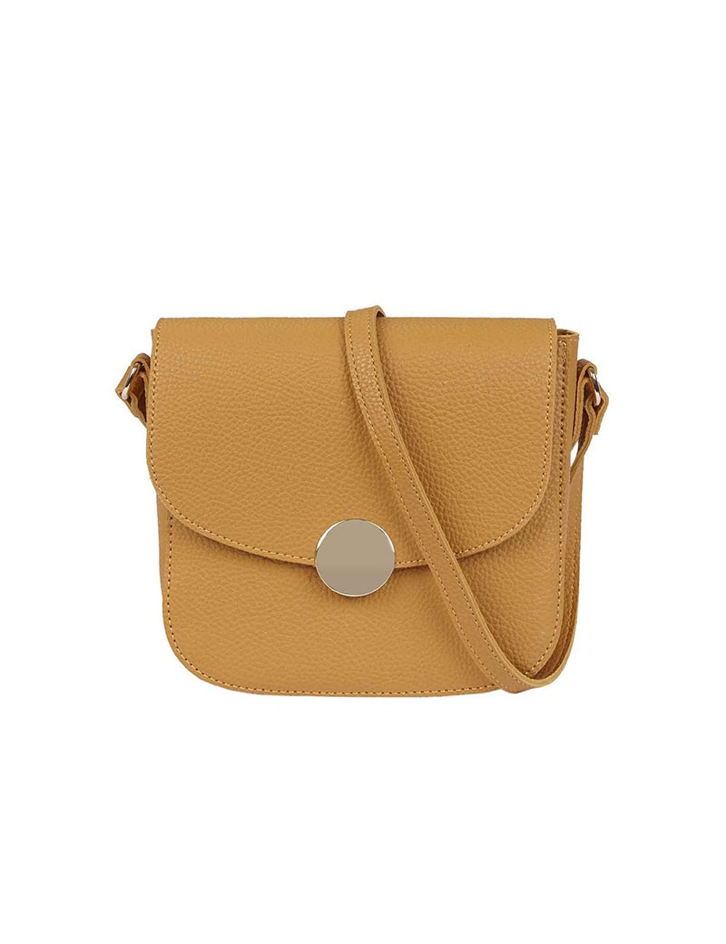 Τσάντα ώμου τετράγωνη από συνθετικό υλικό  Compania Fantastica